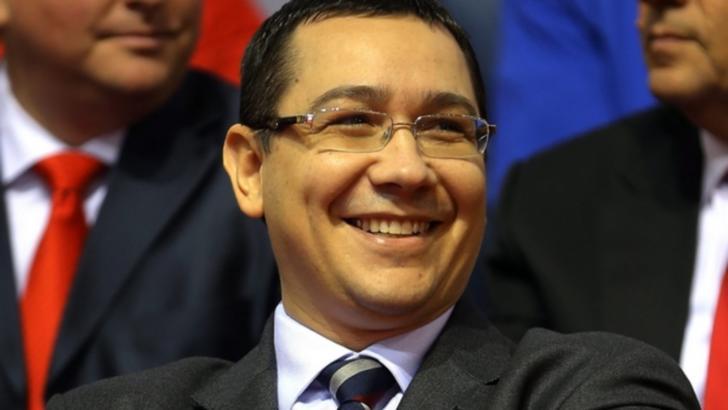 Victor Ponta, fost premier al Romaniei