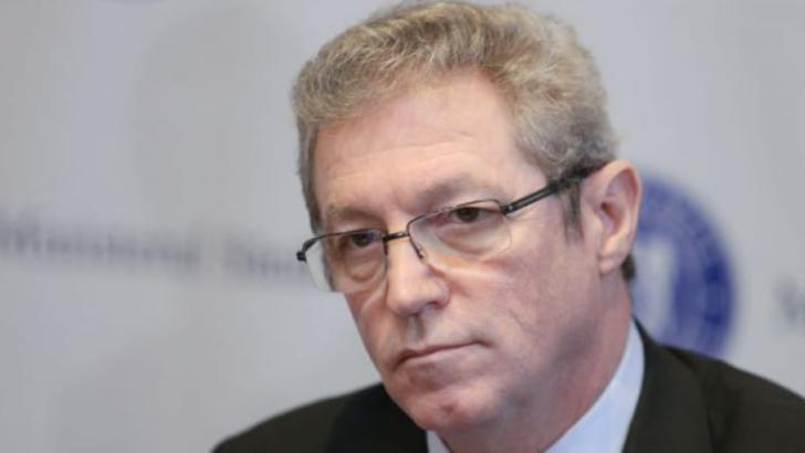 """Prof. dr. Adrian Streinu-Cercel, manager al Institutului """"Matei Balș"""""""