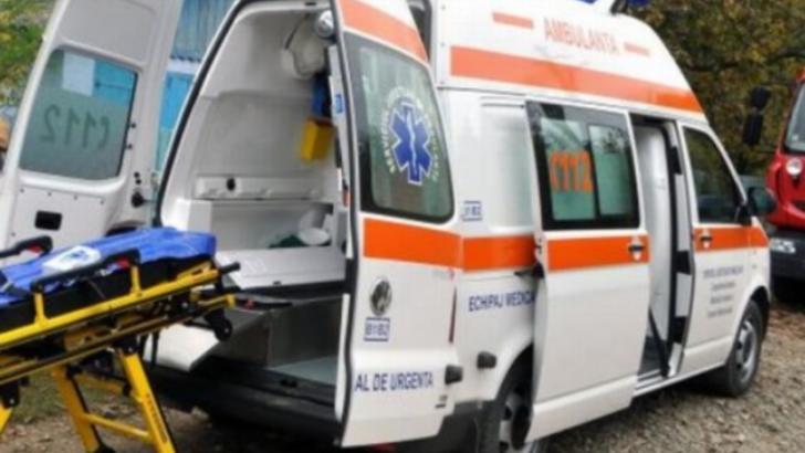 Accident în Balş: Fetiţă de trei ani, lovită de o maşină