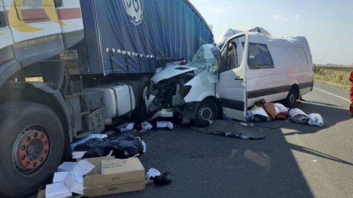 Accident mortal în Ialomița. Intervine elicopterul SMURD