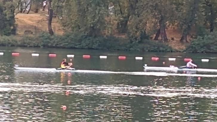 Nouă echipaje de canotaj din România, calificate la finalele Europenelor de juniori Foto: Facebook/Federația Română de Canotaj