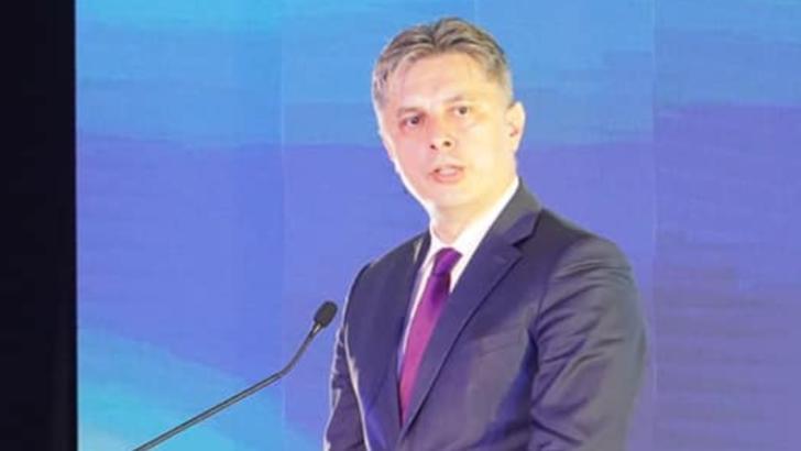 Mugur Cozmanciuc, candidat PNL la CJ Neamț  Foto: Facebook.com