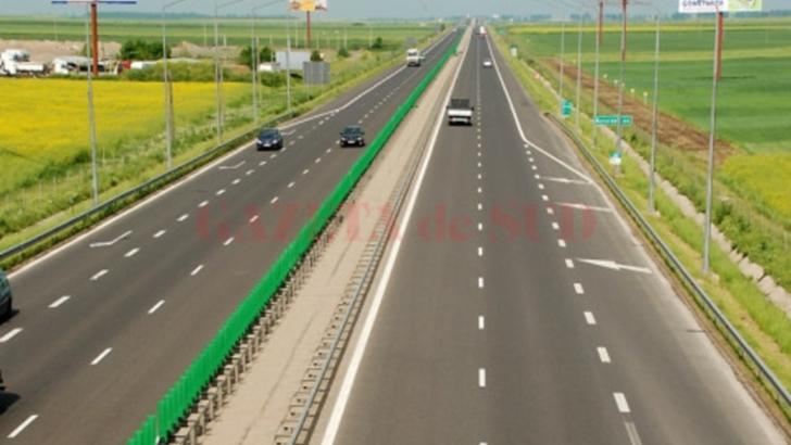 Restricții de circulație pe A2, în Ilfov