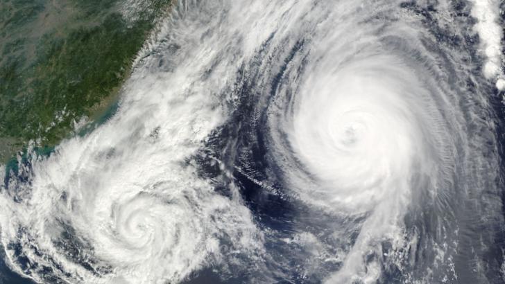 Ciclon puternic lovește România. Sursa foto: Arhivă