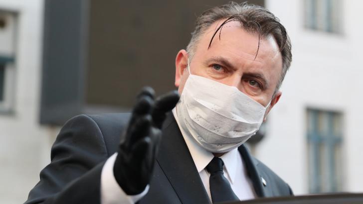 Nelu Tătaru, ministrul Sănătății Foto: Inquam Photos