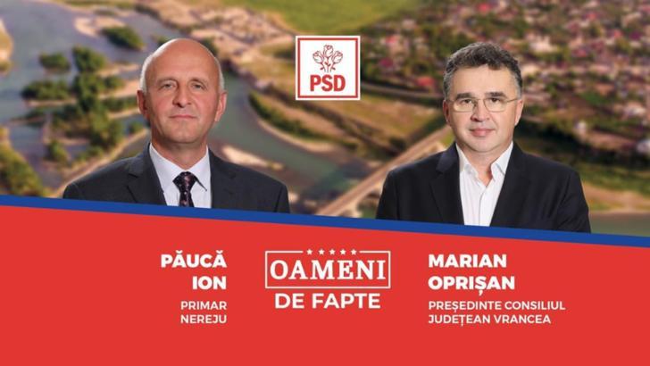 Candidat al PSD la o primărie din Vrancea, prins cu mită electorală: A dat 400 de lei unui alegător