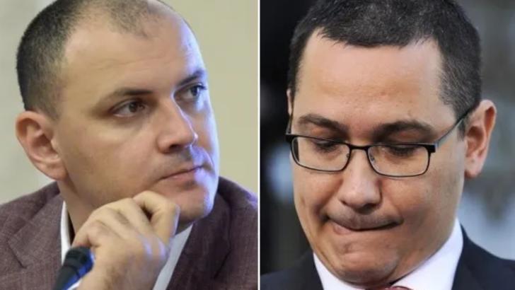 Sebastian Ghiță și Victor Ponta