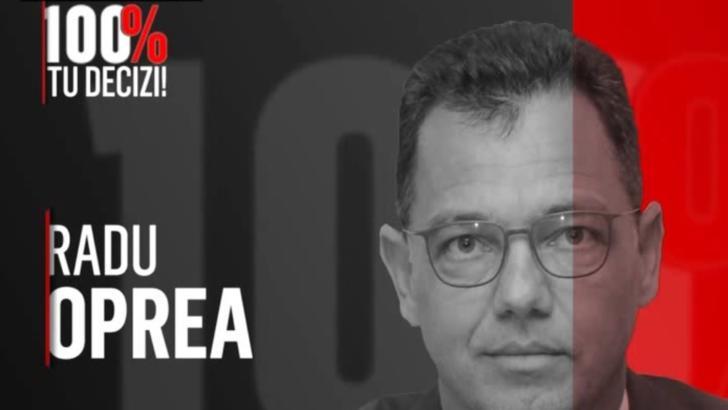 100% TU DECIZI! Radu Oprea, ministru la evaziune, anchetat pentru spălare de bani