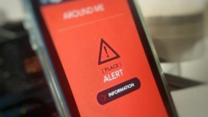 Mesaj Ro-Alert mobil