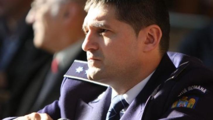 VIDEO Șeful IPS Mureș, cercetat de Controlul Intern după ce a  gonit cu 100km/h și n-a oprit la semnal