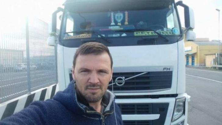 Apel pe Facebook pentru găsirea unui şofer român dispărut în Ungaria