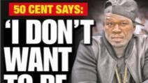 """Rapperul 50 Cent, replică virală în favoarea lui Trump: """"Nu vreau să fiu 20 Cent în administrația Biden"""""""
