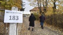 ALEGERI LOCALE 2020 - Biroul Electoral Central anunță primele REZULTATE FINALE  / Foto: Inquam Photos, Bogdan Danescu