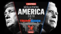 Bătălia pentru America la Realitatea Plus. 4 spre 5 noiembrie: cine va fi al 46-lea președinte, Donald Truimp sau Joe Biden?