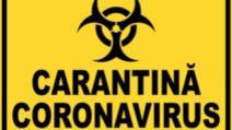 carantină coronavirus