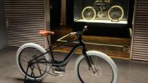 bicicleta harley