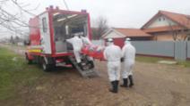 Localitatea din România unde indicele de infectare este PESTE 10 la mia de locuitori