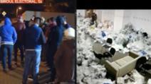 Nou scandal la Sectorul 1. Se cere repetarea alegerilor după apariția unor filmări cu persoane care par că sustrag saci cu voturi. Poliția a anunțat că face cercetări