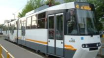 Tramvaiul 41 Foto: stb.ro