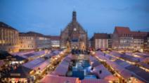 Târgul de Crăciun Nurnberg Foto: nordbayern.de