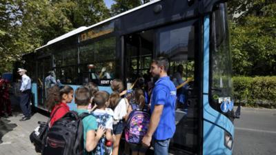 Autobuz STB  (arhivă)