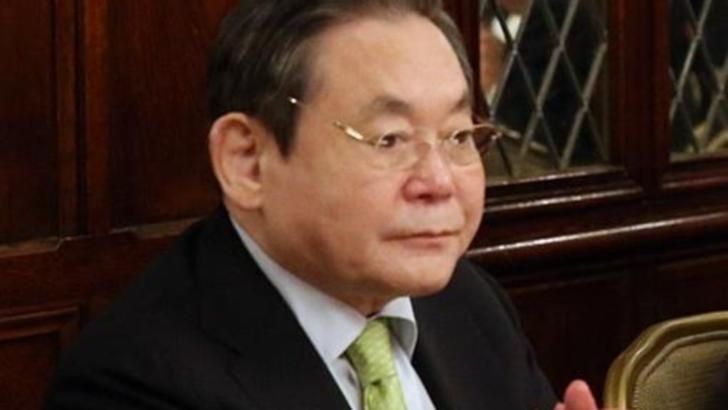 Președintele grupului Samsung a murit
