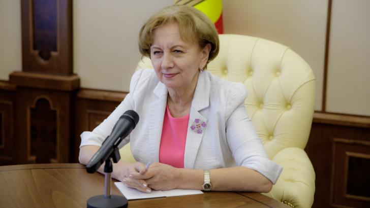 Zinaida Greceanîi. Foto: Facebook