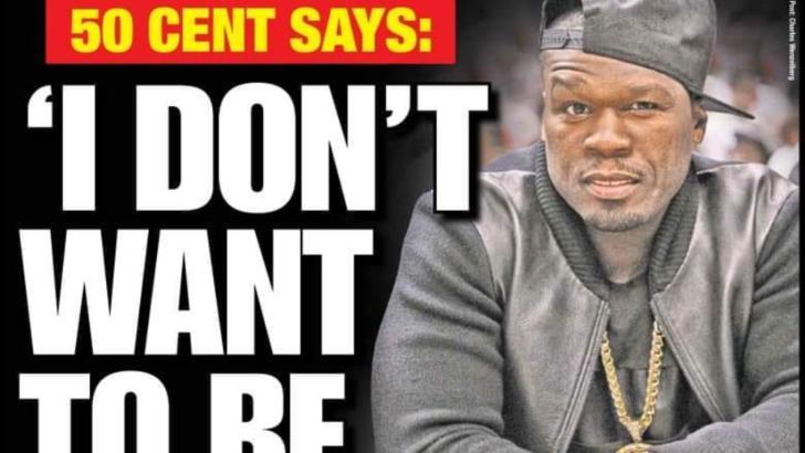 Rapperul 50 Cent, replică virală în favoarea lui Trump