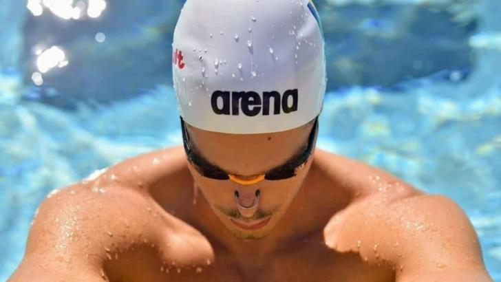 Robert Glință, confirmat cu COVID. Înotătorul român nu va mai putea participa la International Swimming League