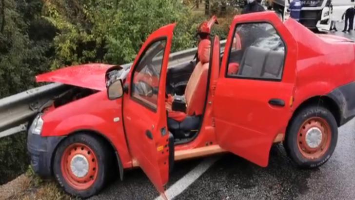 Grav accident între Cluj-Napoca şi Oradea! O persoană a murit, alta este grav rănită