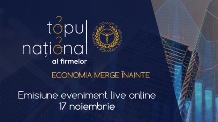 Topul Național al Firmelor 2020. Economia merge înainte!