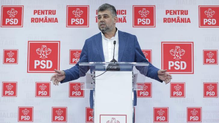 Marcel Ciolacu despre noile restricții anunțate de Guvern: Nu are nicio coerență în deciziile pe care le ia