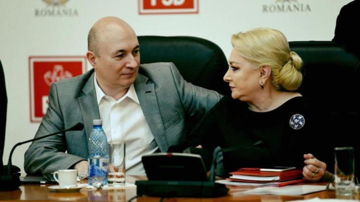 Codrin Ștefănescu: Ți-am zis, Viorica! Și-am zis. Acum v-ați făcut sepuku în grup