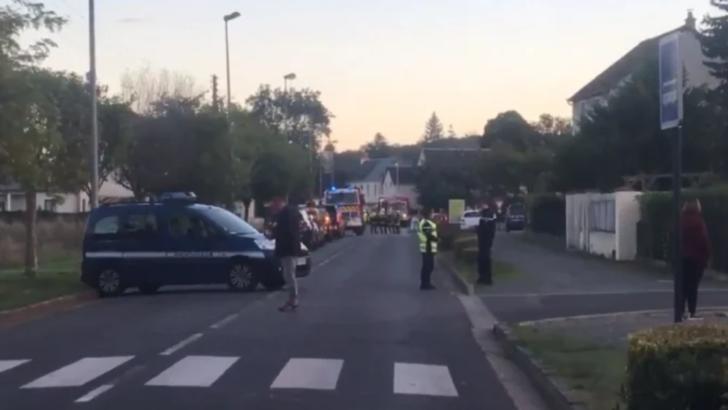 VIDEO Accident aviatic în Franța: Mai mulți morți după ciocnirea a două avioane