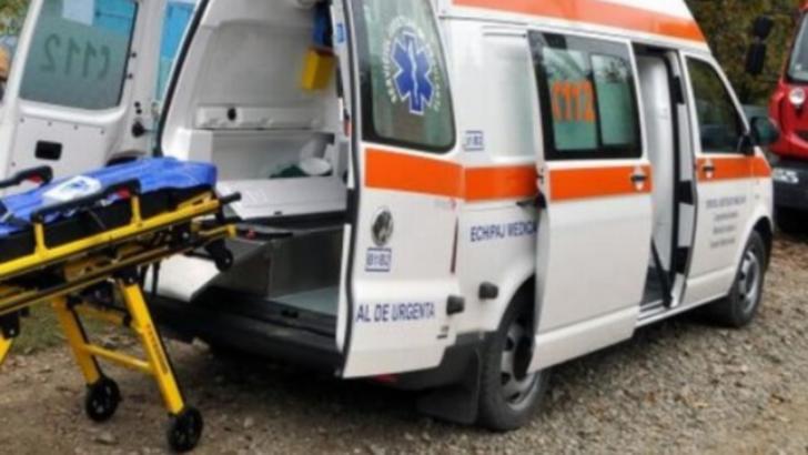 Accident grav, pe DN 7: două victime, după un impact frontal