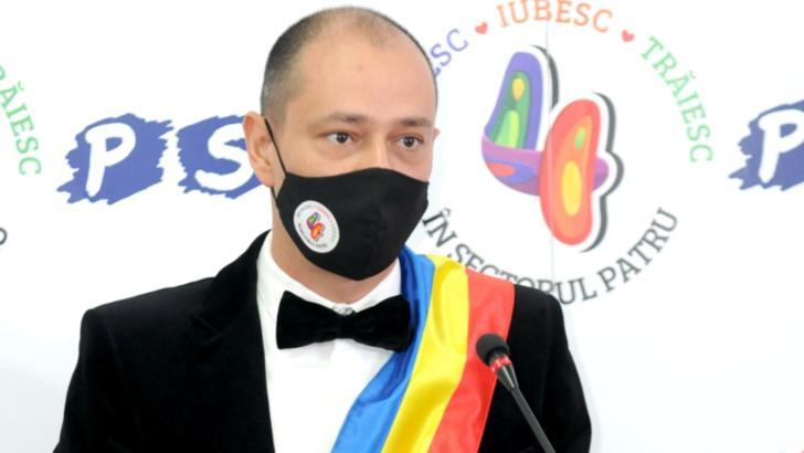 Daniel Băluță, primarul Sectorului 4 al Capitalei