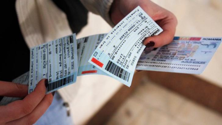 bilete de tren