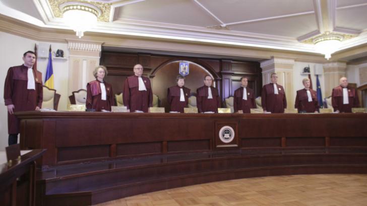 Curtea Constituțională a României Foto: Inquam Photos/Octav Ganea