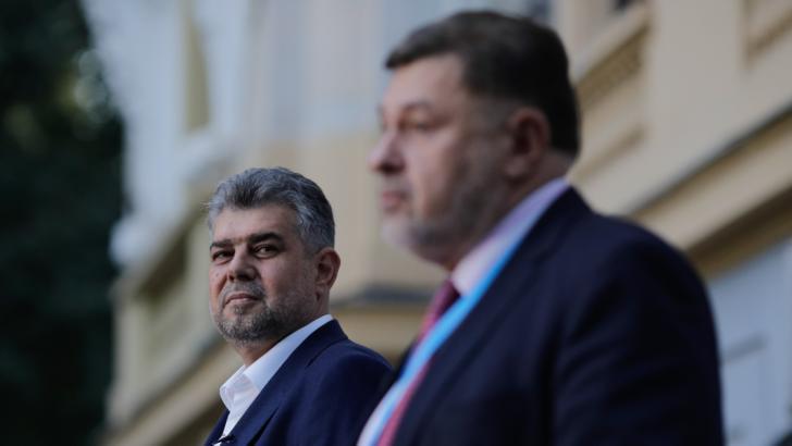 Alexandru Rafila candidează la alegerile parlamentare pe listele PSD. Anunțul lui Marcel Ciolacu Foto: Inquam Photos/George Calin