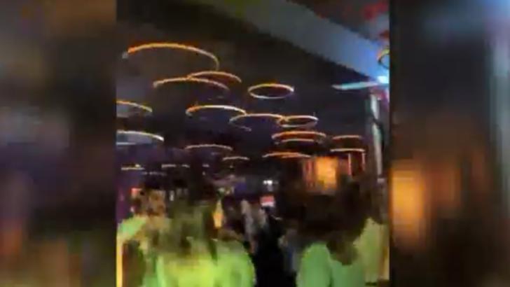 VIDEO Revoltător, petrecere fără mască și distanțare, într-un club din Herăstrău care a mai fost sancționat din același motiv