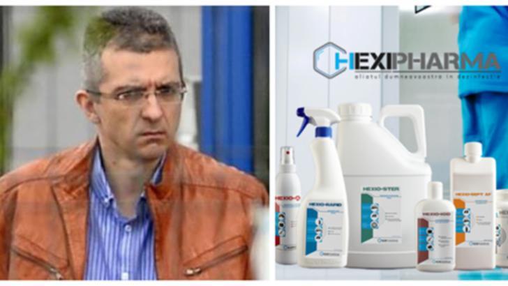 Dan Condrea și Dosarul Hexi Pharma: Corupția ucide! Legăturile cu statul paralel