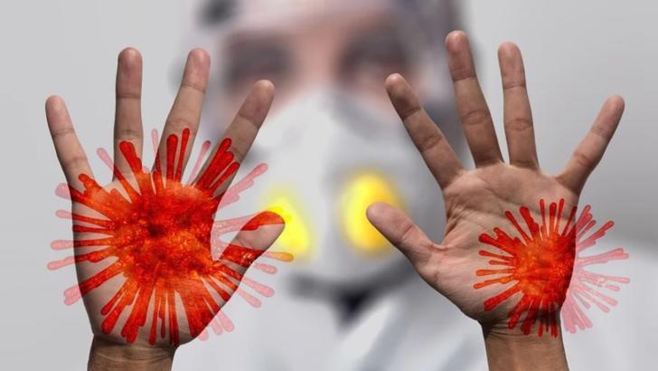 Ordinea în care apar simptomele de coronavirus