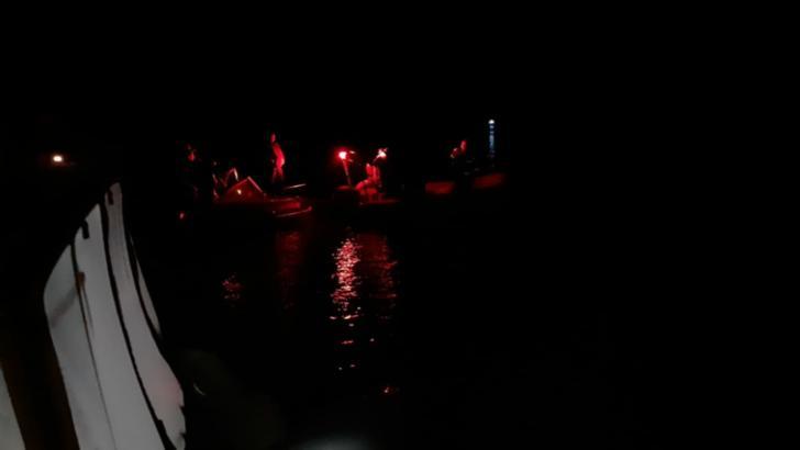 Alertă pe Dunăre! Ambarcațiune scufundată. O persoană dispărută