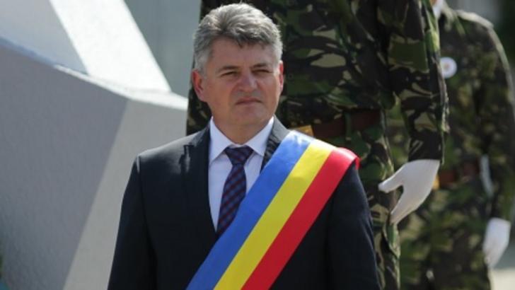 Gheorghe Damian, primarul Ciugud, jud. Alba