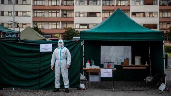 """Votul """"drive-in"""" introdus de Cehia pentru alegeri din cauza epidemiei de COVID-19"""