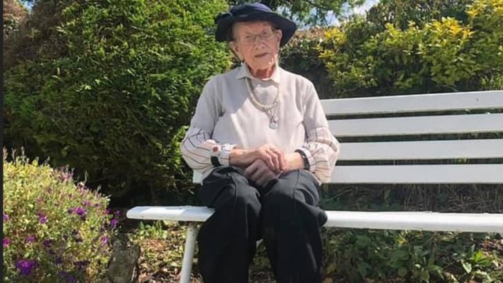 Mesajul viral al unei unei femei de 107 ani care refuză să se predea în fața Covid: