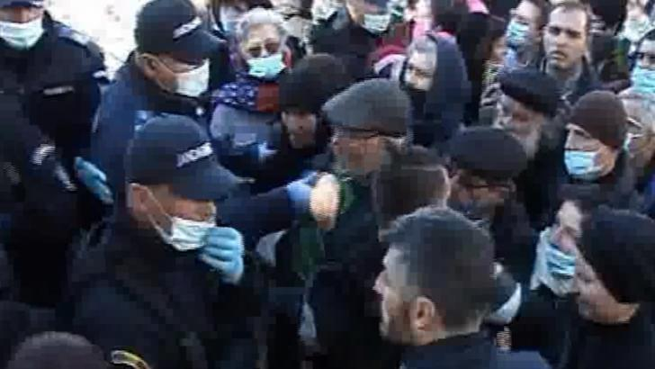 Jandarmi in acțiune