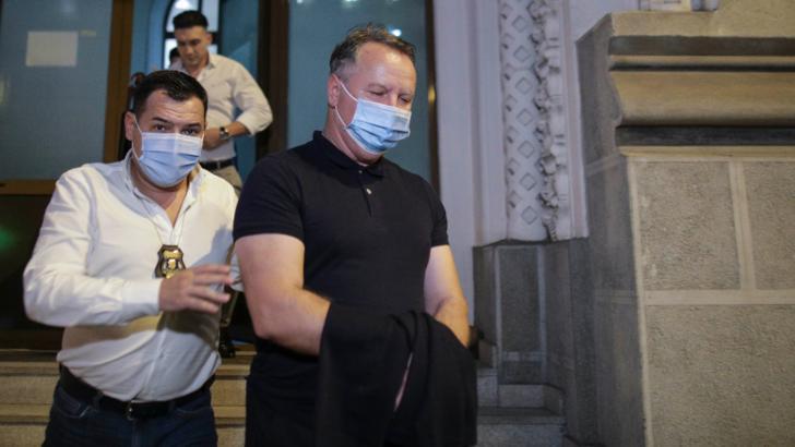 Fostul șef de la Combaterea Spălării Banilor, reținut (Inquam Photos/Octav Ganea)