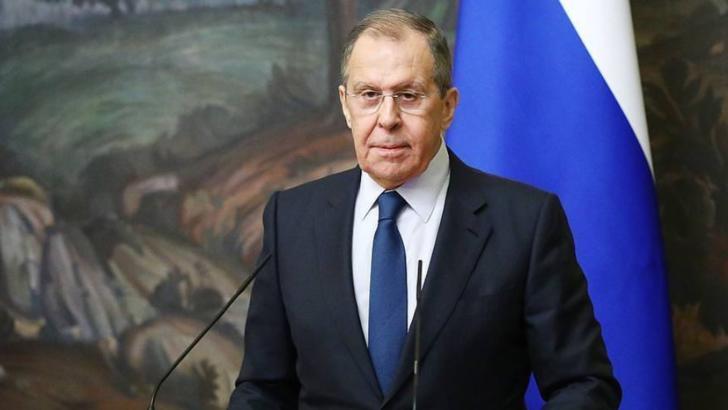 Serghei Lavrov, ministrul de Externe rus Foto: TASS.com