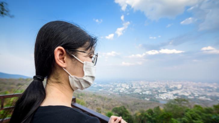 masca coronavirus